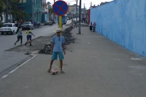 Skate à Camaguey